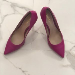 bebe Shoes - Bebe Judy Pointy Toe Pump